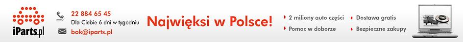Części samochodowe w iParts.pl